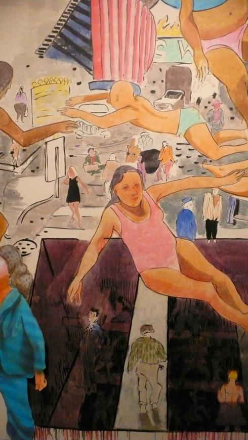 Nuit Blanche artist: Sara Hartland-Rowe, City
