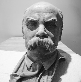 Taras Shevchenko Museum - Monument Theft