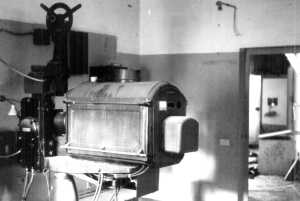 Apollo Projection Booth