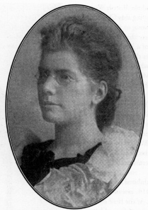 Portrait of Florence McGillivray