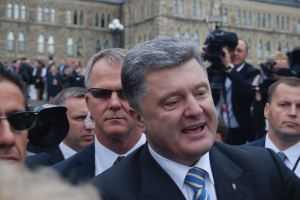 Poroshenko in Passing