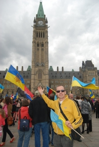 Rally for Ukraine